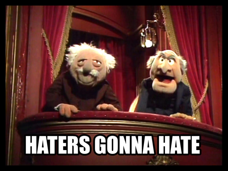 muppet haters