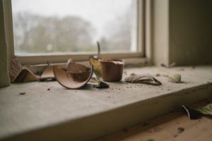 Writing - Broken Pieces