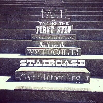 faith martin luther king