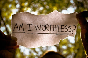 "Lie #3: ""I'm Worthless"" and Other Labels"